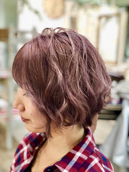 【Rohange hair】More More ピンク☆